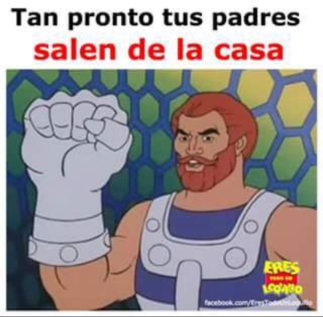mano de hierro - meme