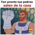 mano de hierro