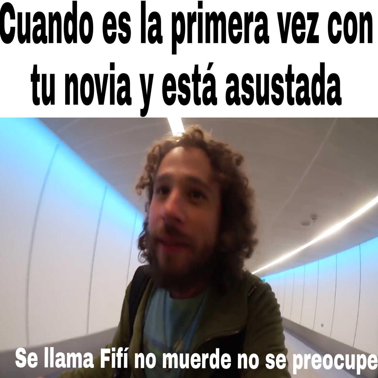 Nueva plantilla en 2 minutos de video - meme