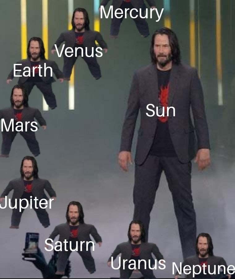 Keanu - meme