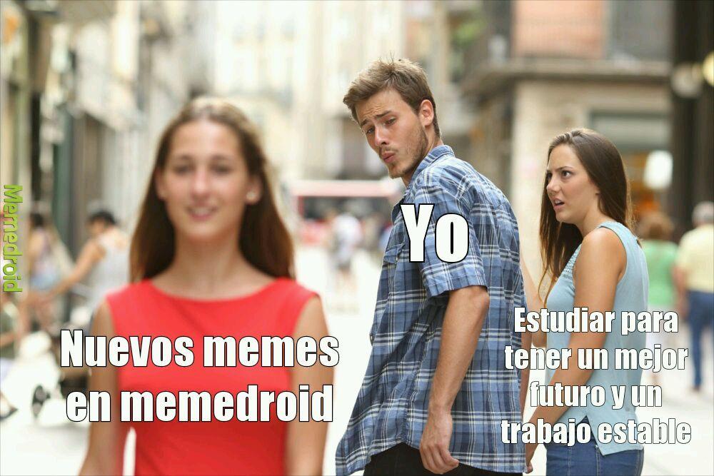 Yo todos los dias - meme