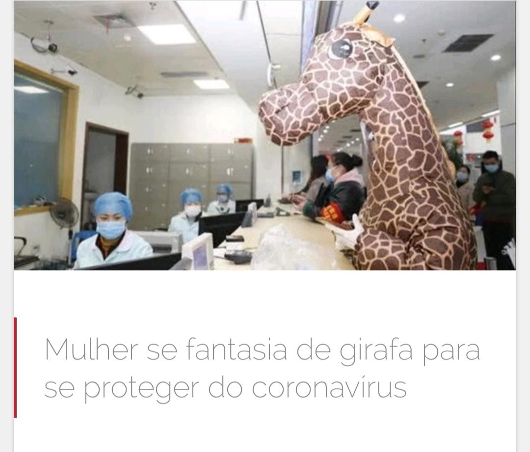 Girafa - meme