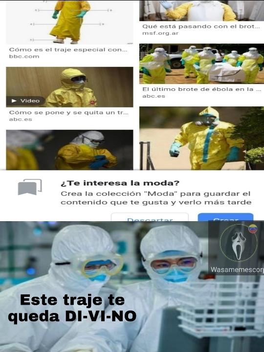 Coronaviruso - meme