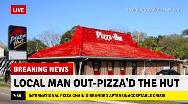 This news website is kinda sketchy - meme