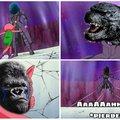 Básicamente asi será el final de Godzilla vs Kong