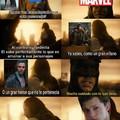 Marvel, deja de cagar personajes porfa, DC, concéntrate en una sola línea temporal en las películas, porfa.