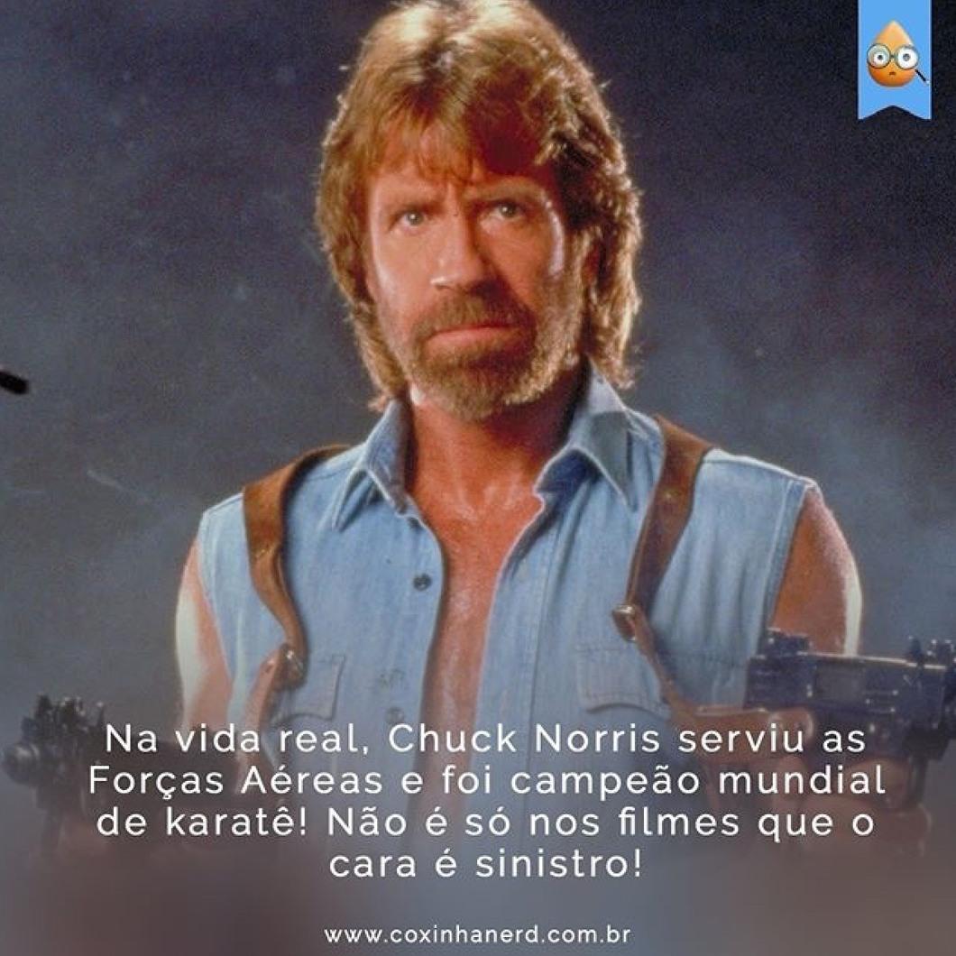 Chuck Norris 2018 - Me...