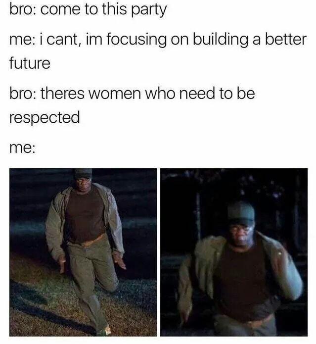 Respect women - meme