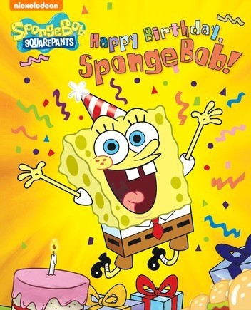 Happy bithday Spongebob - meme