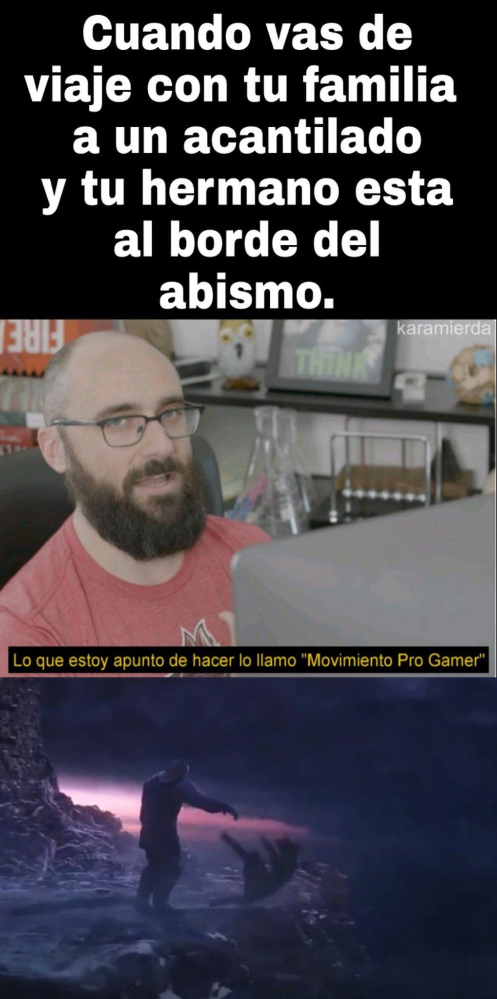 As subido de nivel - meme