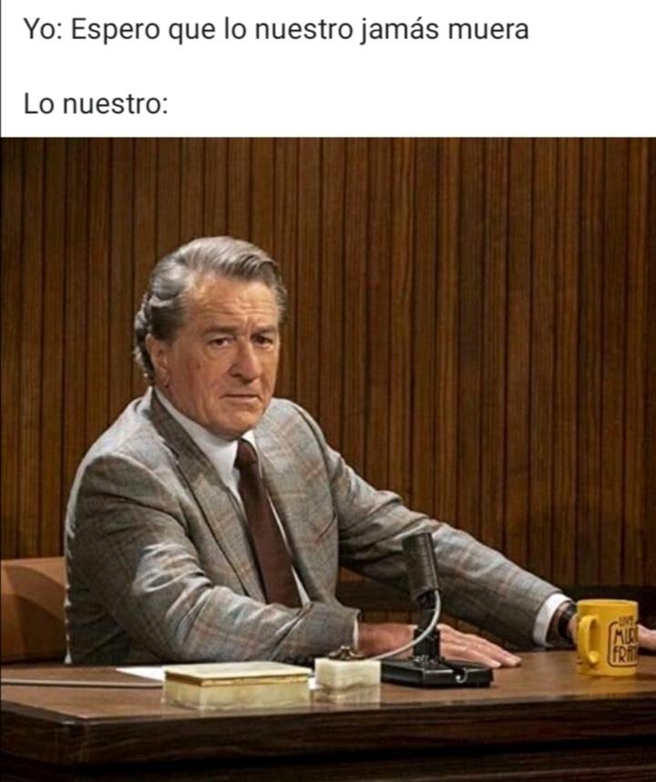 No Murraycito - meme