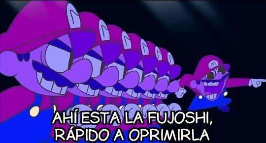 A oprimir a la fujoshi :allthethings: - meme