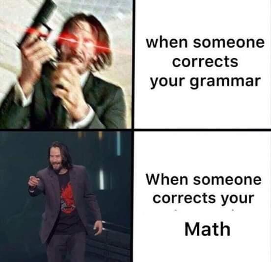 I agree - meme