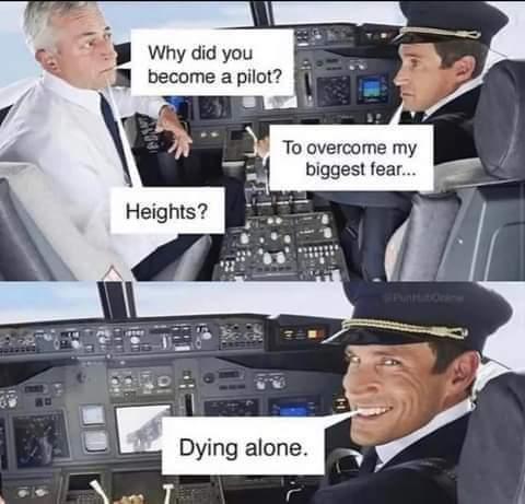 Fear of - meme