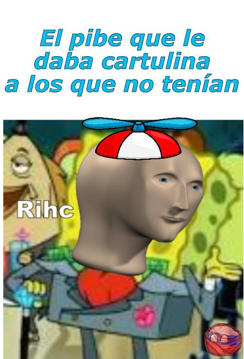 Rihc :) - meme