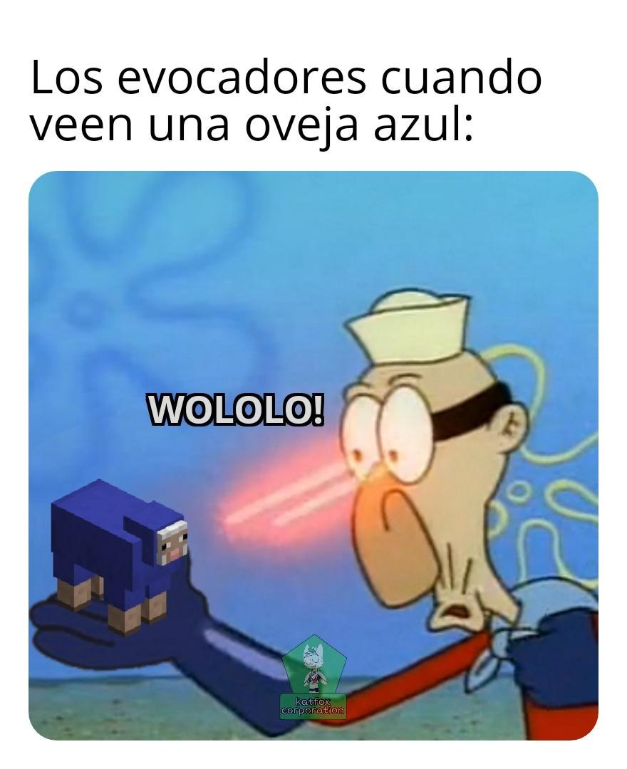 Wololoooooo - meme