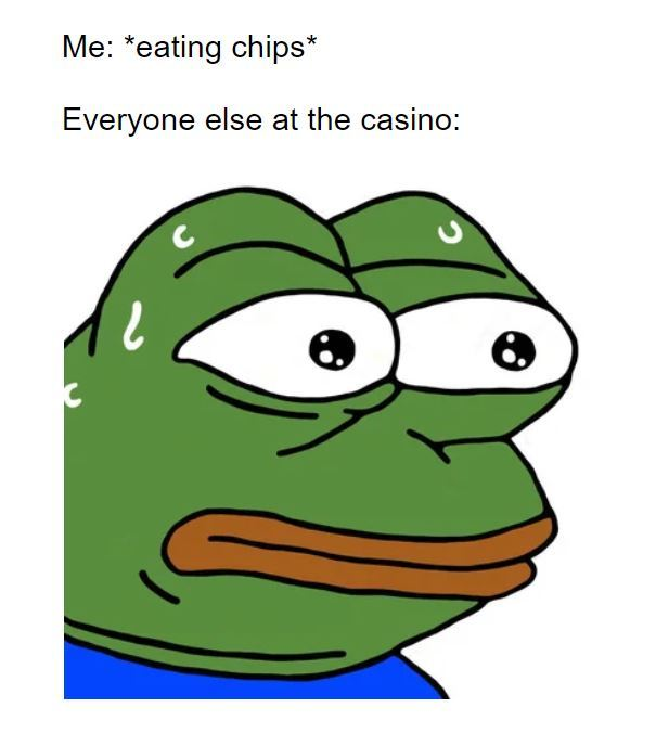 im really hungry right now - meme