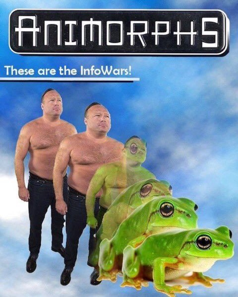 it'll turn the frogs gay - meme