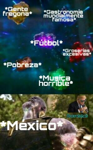Viva México - meme