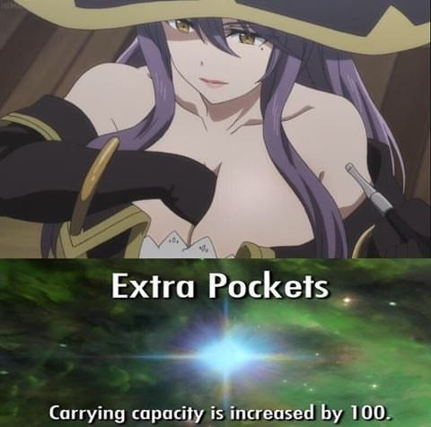 Love those extra pockets... - meme