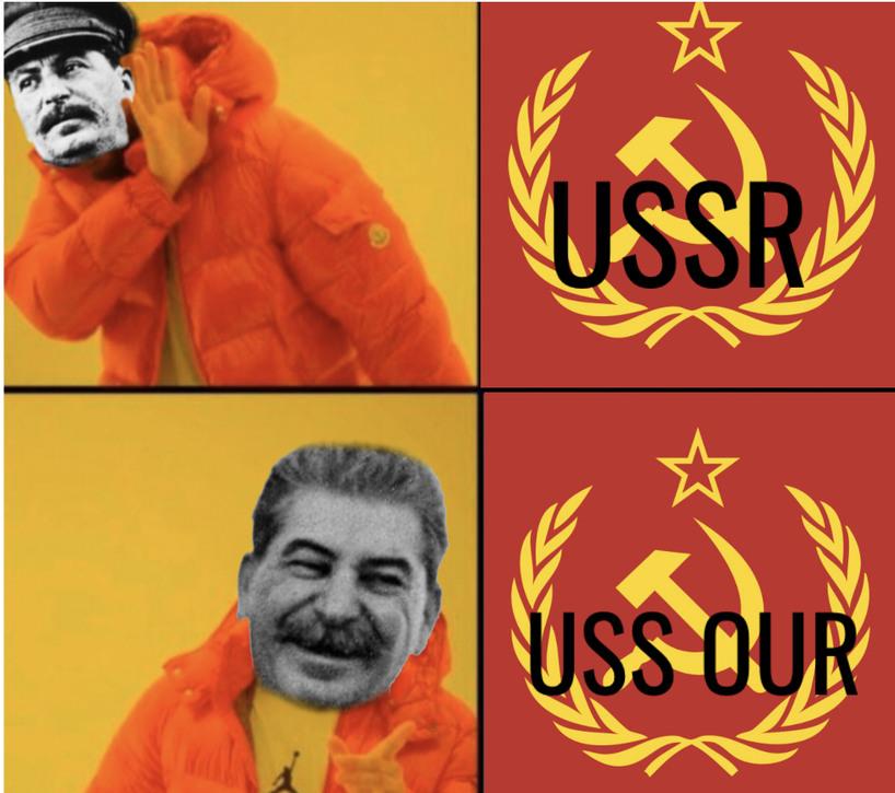 USS Our - meme