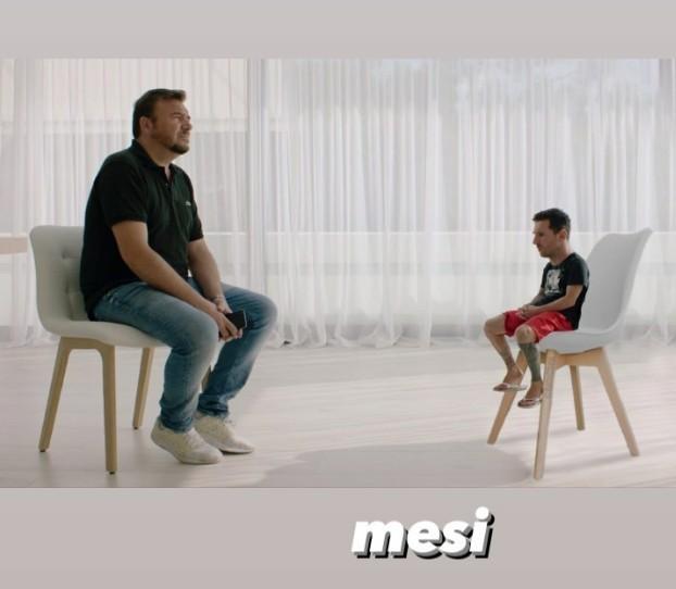Mesi chiquito - meme