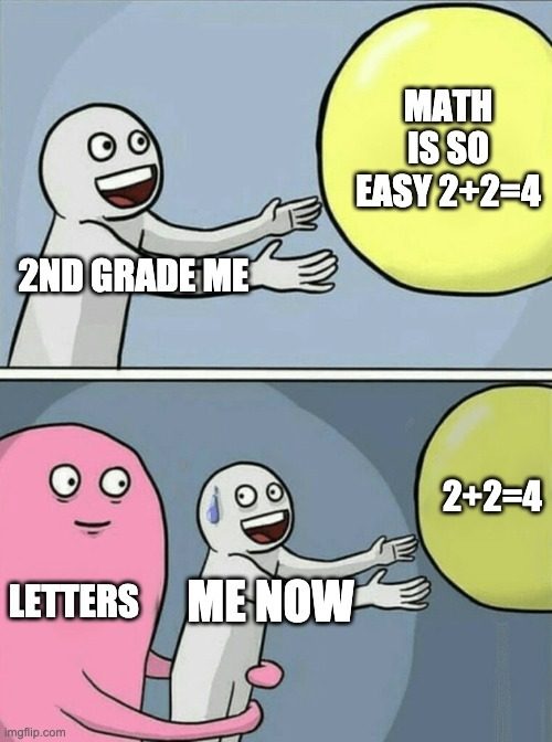 School Is just a review of the previous year - meme