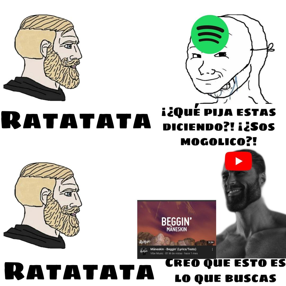 Ratatatata - meme