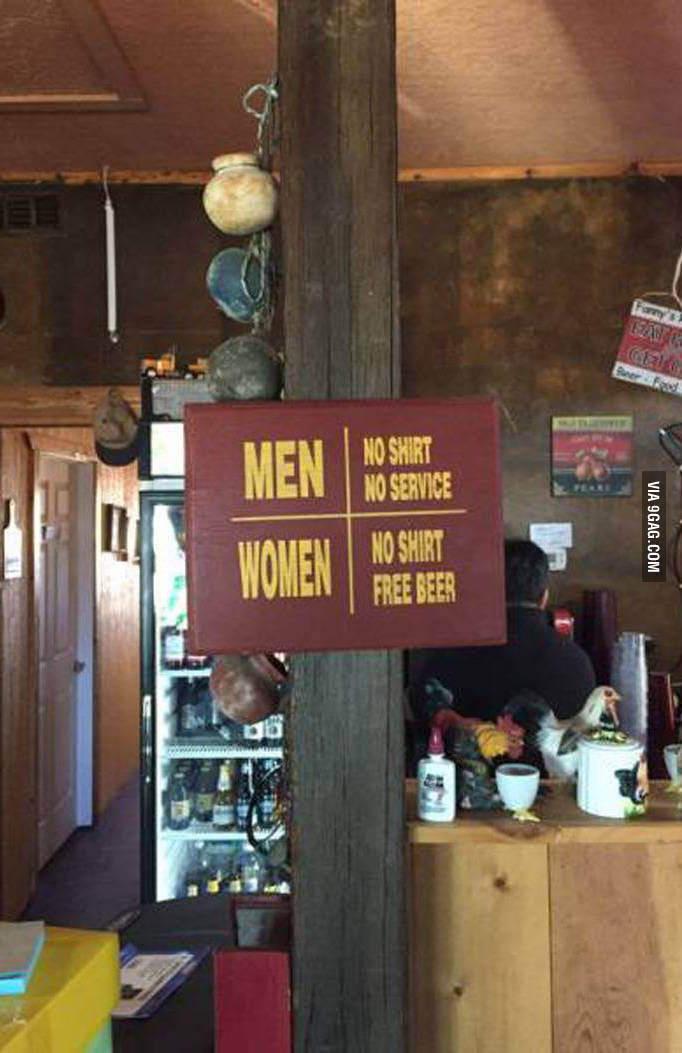 Cade os direitos iguais ? (Brincadeira) - meme