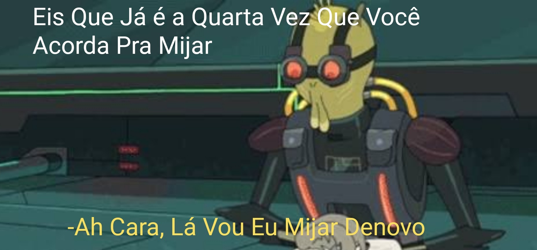 Oh Boy! - meme