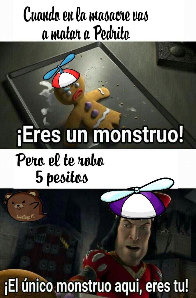 El titulo se llama Juanito - meme