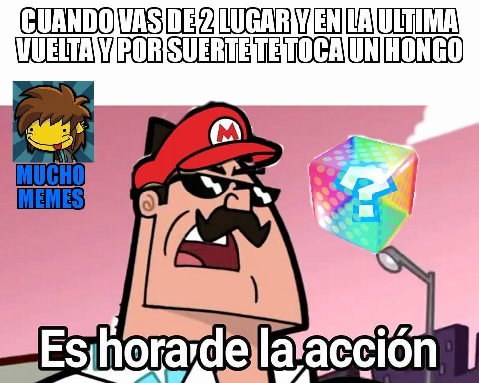 Acción turbo xD - meme