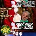 Ninguém solta Lula de ninguém