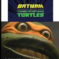 Batman vs TMNT movie announced