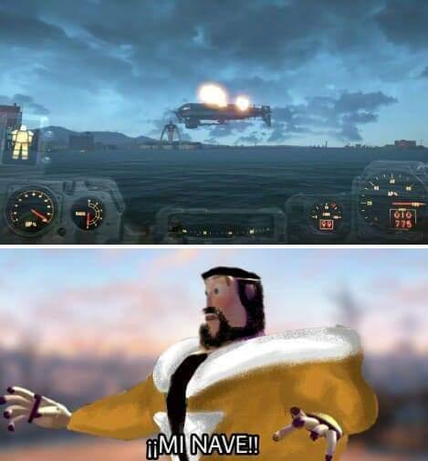 Pobre Maestre Maxxson - meme