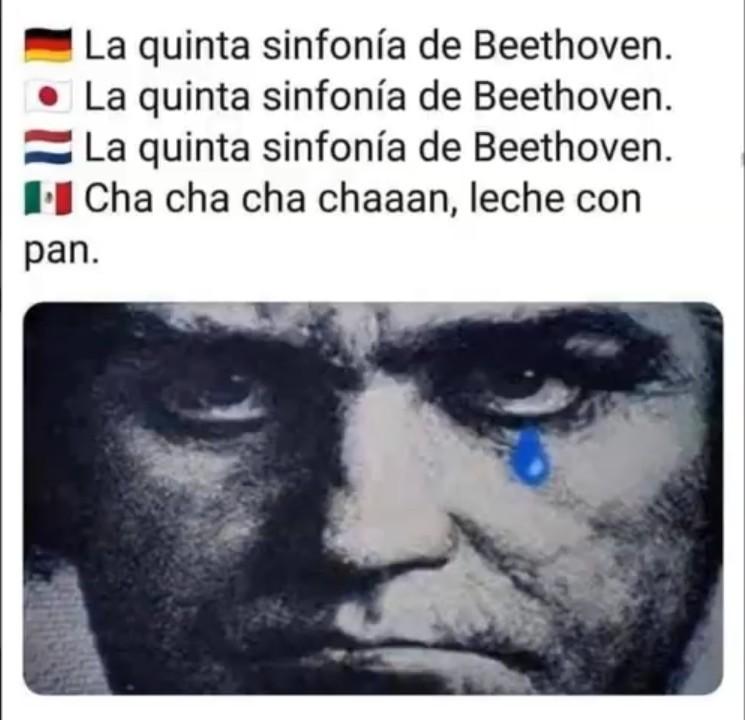 Cha cha cha chaaaaaan - meme