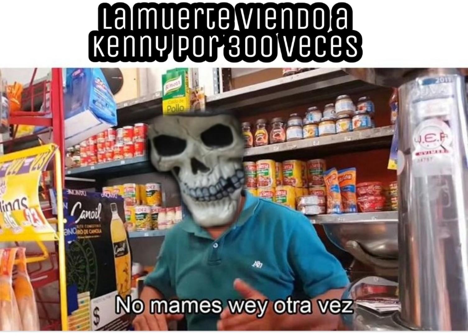 Ste Kenny - meme