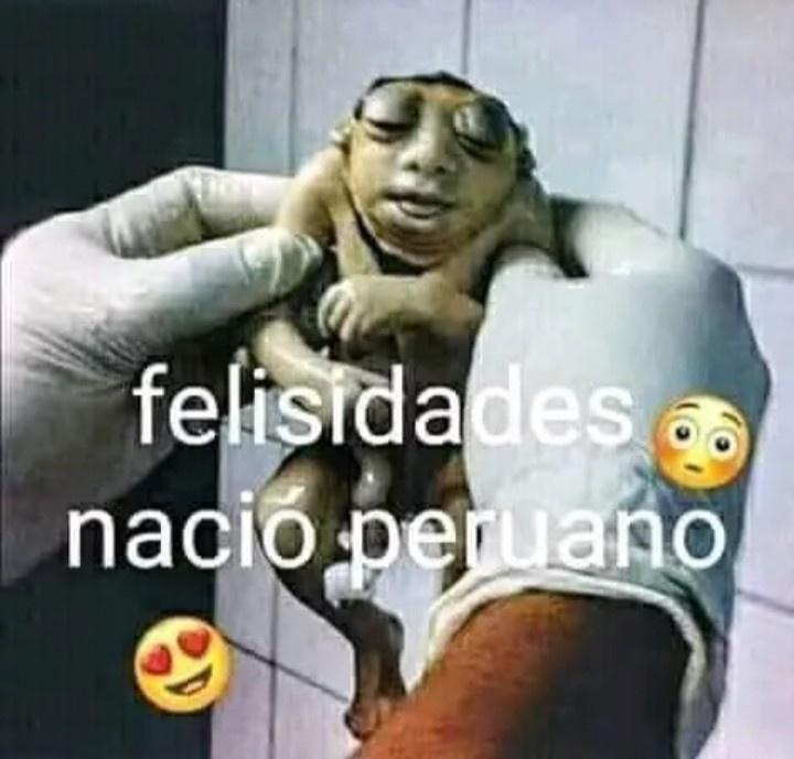 Callao peruano - meme