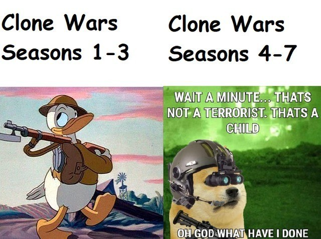Doge is a wanted war criminal if you didn't know - meme