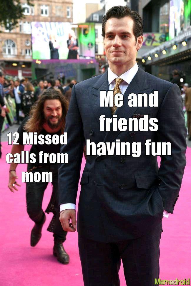 A mess - meme