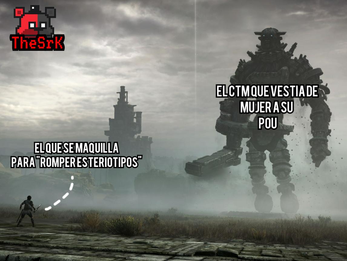 El CTM Maricón xd - meme
