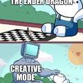 thx creative mode