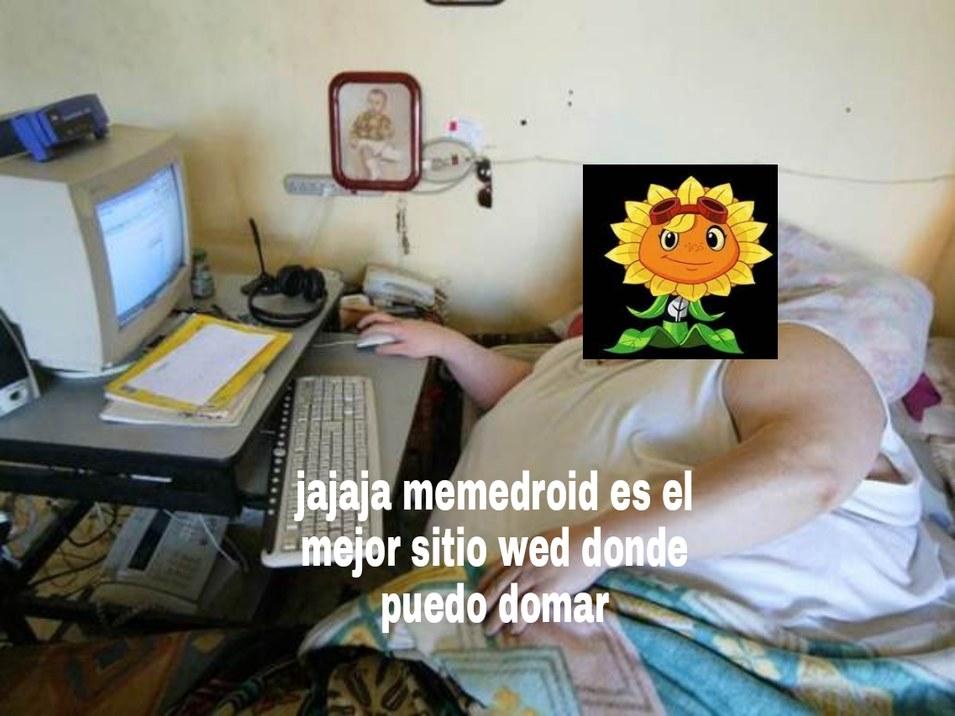 ese gordo retrasado - meme