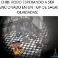Ni siquiera Nintendo recuerda a Chibi-Robo