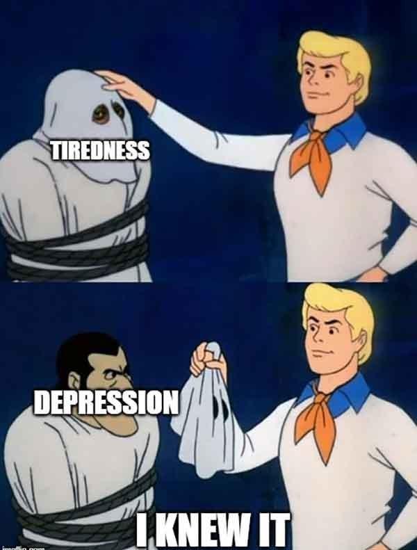 That explains a lot - meme