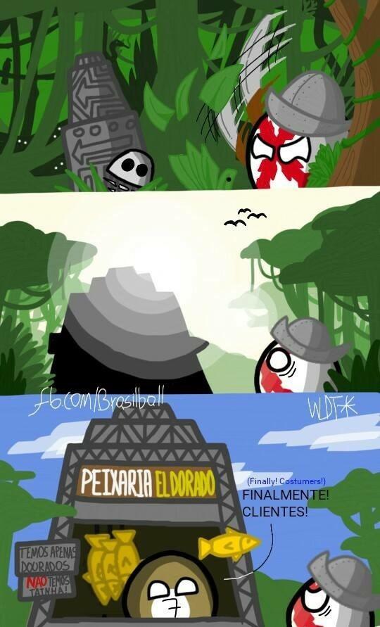 Peixaria Asteca - meme