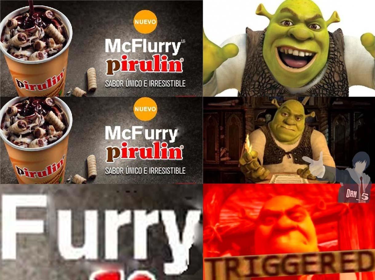 Pinches furros >:v - meme