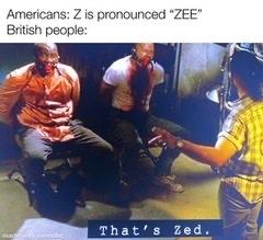 Zed's dead baby - meme