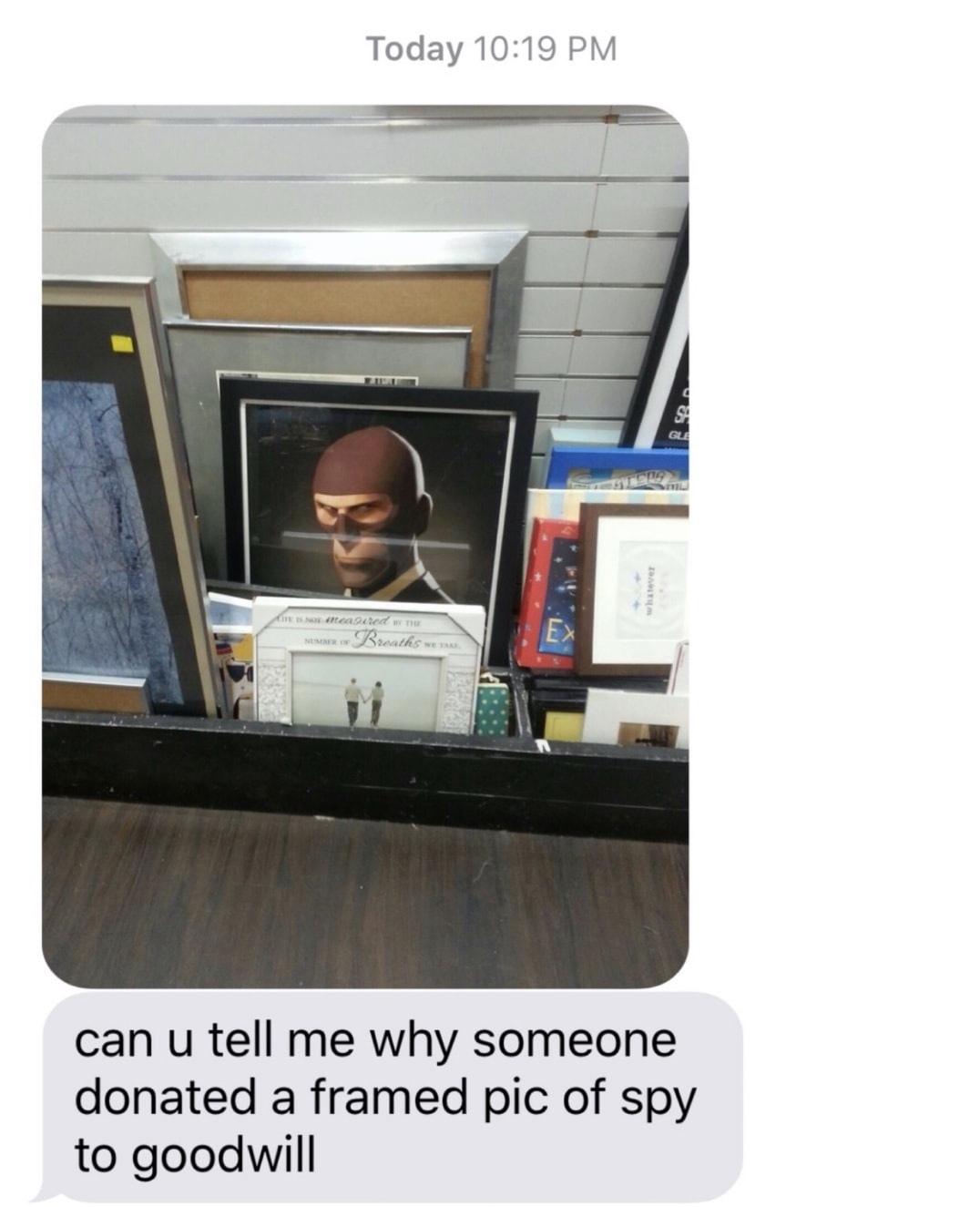 Spy tf2 - meme