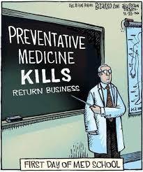 Trust me.. I'm a doctor. :] - meme